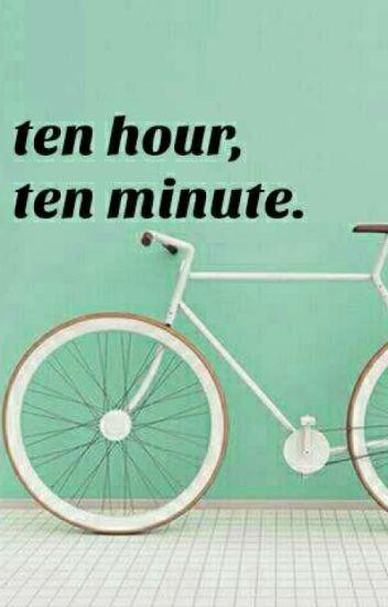 ❥ ten hour ten minute ✔