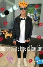 Cameron Is The Type Of Boyfriend by Merlina2798