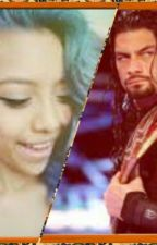 SAHSA BANKS SISTER (Roman reigns) by RomanReignsboothang