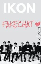 iKON Fakechat  by merida05_