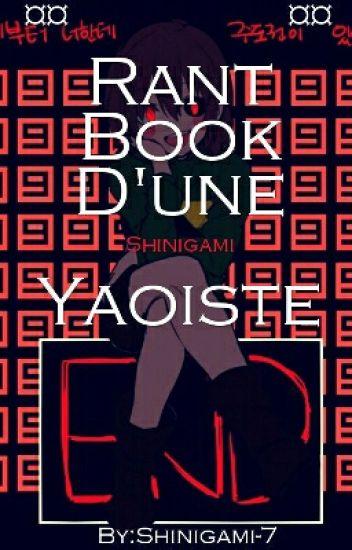 Rant Book D'une Shinigami Yaoiste