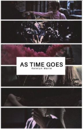 As Time Goes • One Shots by devinekatelyn
