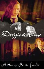 Decision Time by yelhsamelissa