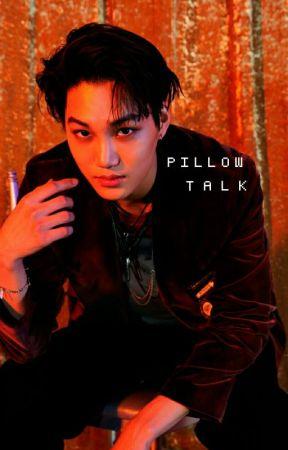 pillow talk | jongin by chanyeolispapi