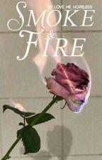 Smoke And Fire (Cameron X Sabrina) ON HOLD by _void_stilinski_