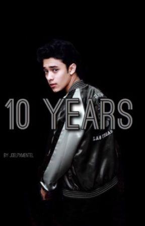 10 Years • Joel Pimentel  by JoelPxmentel