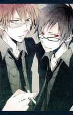 Durarara!! x3 Shizuo X Reader X Izaya *On Hold by Dawnraiser00100
