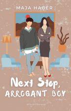 Next Stop, Arrogant Boy by Tea-Amo