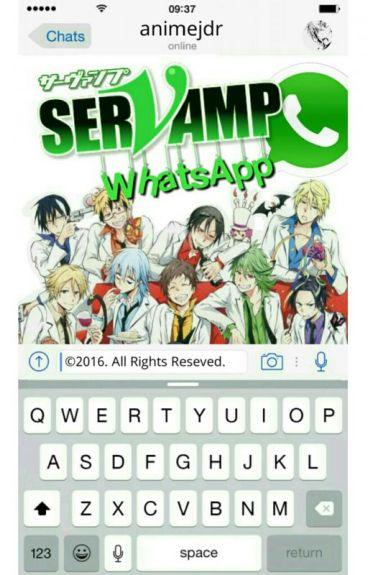 servamp's ❀ whatsapp