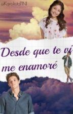 Desde Que Te Vi Me Enamore De Ti Lutteo by KarolistaTINI