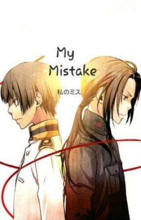 My Mistake - Japan × China { Hetalia Fanfic } by Kradtsuki