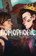 Homophobic - L.S by darklarryxsx