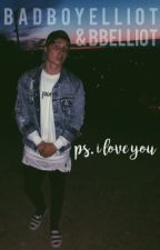 ps. i love you / i.e. by badboyelliot