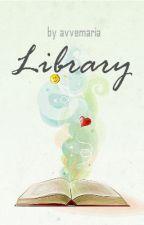 Library by avvemaria