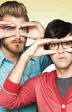 Mythical Vision| A Rhett And Link Fanfic by LetsTalkAbouThat
