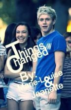 Things Changed (An One Direction fanfic) by MarieL_Jeanette