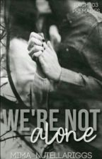 We're Not Alone (Carl Grimes Y Tu) .: Pausada:. by _-Mima-_