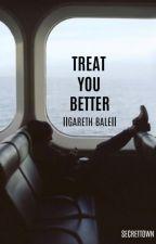 Treat You Better ||gareth bale|| by secrettown