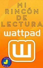 Mi Rincón De Lectura by TapanaGuajenas