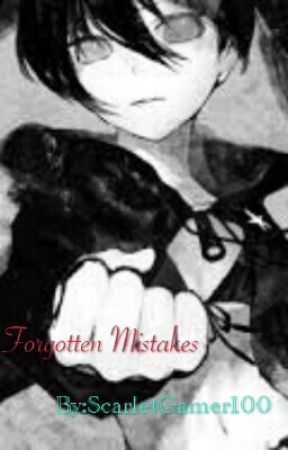 Forgotten Mistakes (A Darkiplier And Antisepticeye Fanfic) by ScarletGamer100