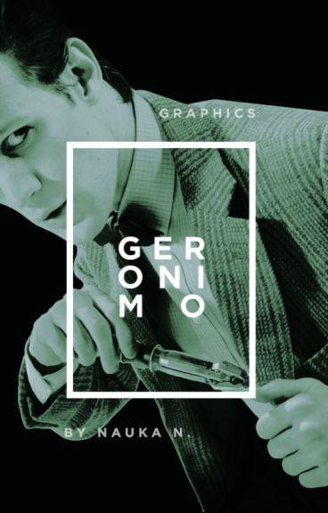 Geronimo: Graphic Shop [CLOSED]