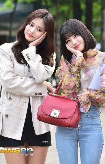The New Girl (Momo And Tzuyu Fanfic)