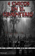 4 Jovenes En Un Cementerio by Fresap2002