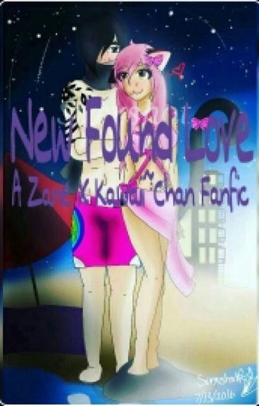 Zane~Chan New Found Love (A Zane X Kawaii~Chan Fanfic) (COMPLETED)