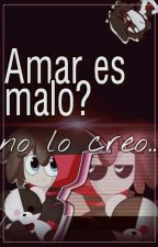 Amar es malo?No lo creo(Freddy y tu*Fred*)#FNAFHS by TheArtist955