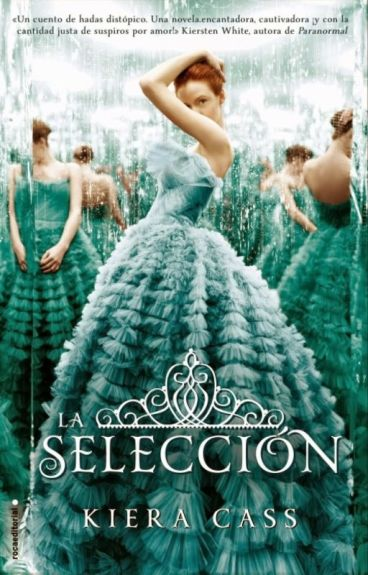 The Selection- Kiera Cass