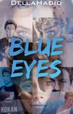 Blue Eyes by heyimniallswife