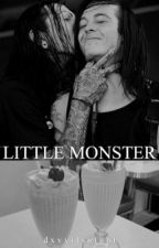 little monster | chris\ryan [c] by dxvilsnight