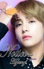 Notice Me, Hyung • vkook by jeonslatte