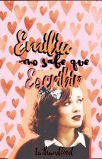Emilia No Sabe Que Escribir. by faithandfood