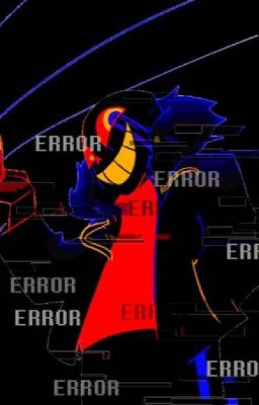 Error Sans X Reader (Lemon) ~COMPLETED~