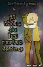 El Chico De Las Cartas #FNAFHS «Goldtrap» TERMINADA  by rbxxgn