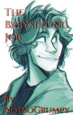 The Babysitting Job: A Reader X Danny Avidan Fanfiction by notsogrumpy