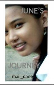 June's Journey #justwriteit   #truestory by Mail_dane