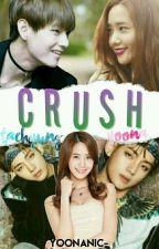 ╰ Crush ╮ Yoona + Taehyung by yoonanic-