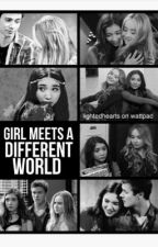 Girl Meets A Different World (GMW fanfic) by lightedhearts