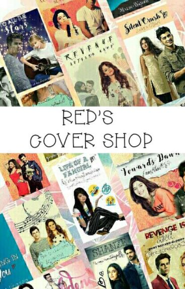 Red's Cover Shop // OPEN