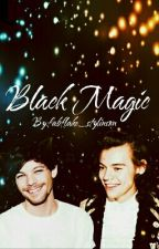 Black Magic {Larry Stylinson} by fabflake_stylinson