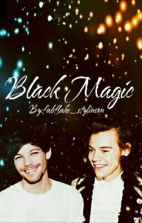 Black Magic {Larry Stylinson} by fabflake_stylinson