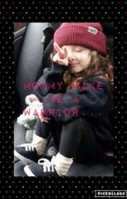 Mommy make me a warrior ... ( A Demi Lovato Adoption Story / Fanfic )  by VioletandTate01
