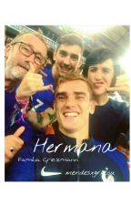 Hermana | Familia Griezmann. by mendesxgrizou