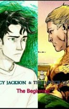Percy Jackson and the Justice League: The Beginning by Hey_Im_Batman