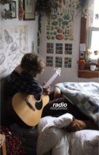 radio//phan by rickyblitzz