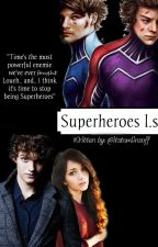 Superheroes {Larry Stylinson}  by Itstomlinsoff