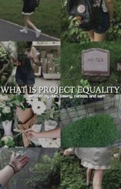 What is project equality? by ProjectEquality