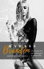 Badass Brandon by frappauchino